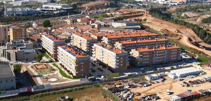 Zona Residencial de Viviendas en Abrera