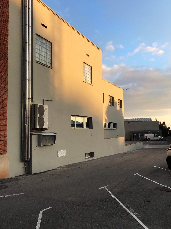 Rehabilitación fachada en Esplugues de Llobregat